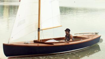 5m sailing boat Modelo San Ciprián