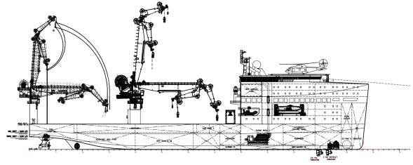 Platform Supplier Vessel
